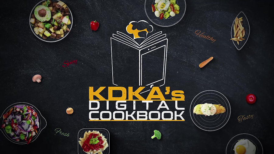 KDKA's Digital Cookbook