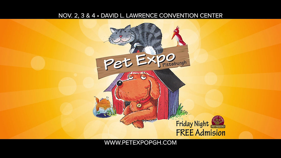 Pittsburgh Pet Expo 2012