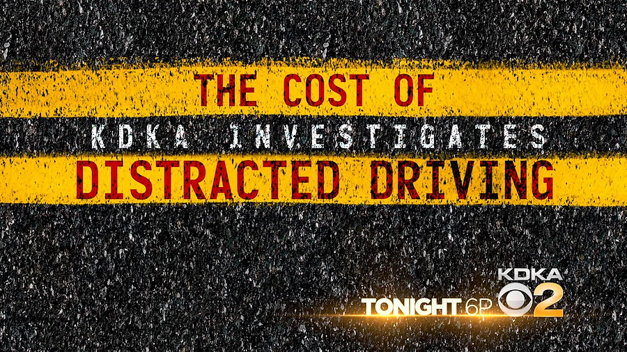 Cost of Distracted Driving Investigates