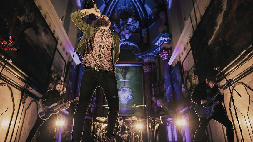 Off The Cross - Live in Antwerp