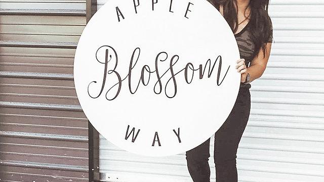Apple Blossom Way