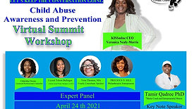 Child Abuse Awareness and Prevention