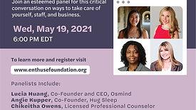 Enthuse Foundation_ Mental Health & Entrepreneurs