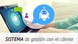Sistema de gestión con el cliente CRM