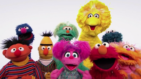 Sesame Street – C is for Choreographer