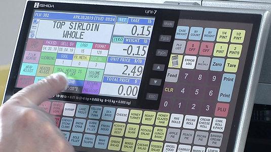 Ishida WM-Nano Tabletop Wrapper