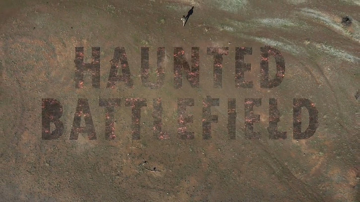 Haunted Battlefield - Produced/Directed by Kris Armstrong