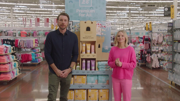 Walmart Commercial directed by Kris Armstrong