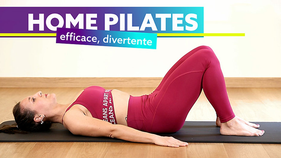 Trailer e Anteprime HOME PILATES