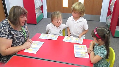 Guided Reading Demonstration