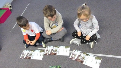 Picture Talk Guided Reading
