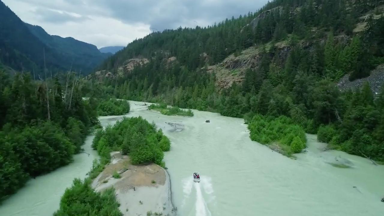 Whistler Jet Boating