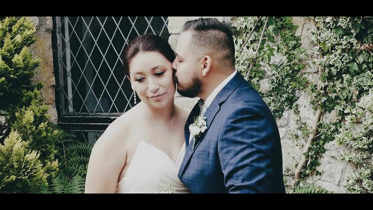 Priscilla And Edgar's wedding video - Ireland, Kinnitty, Kinnitty Castle Hotel