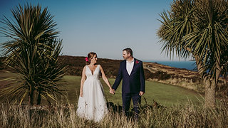 Howth Cliff Wedding