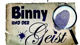 Binny und der Geist - Das Geheimnis der Taschenuhr 13