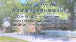 Sunday, February 14 - Worship Service