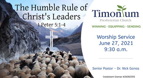 June 27 Worship Service v2