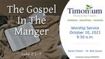October 10 Worship Service