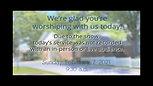Sunday, February 7 Worship