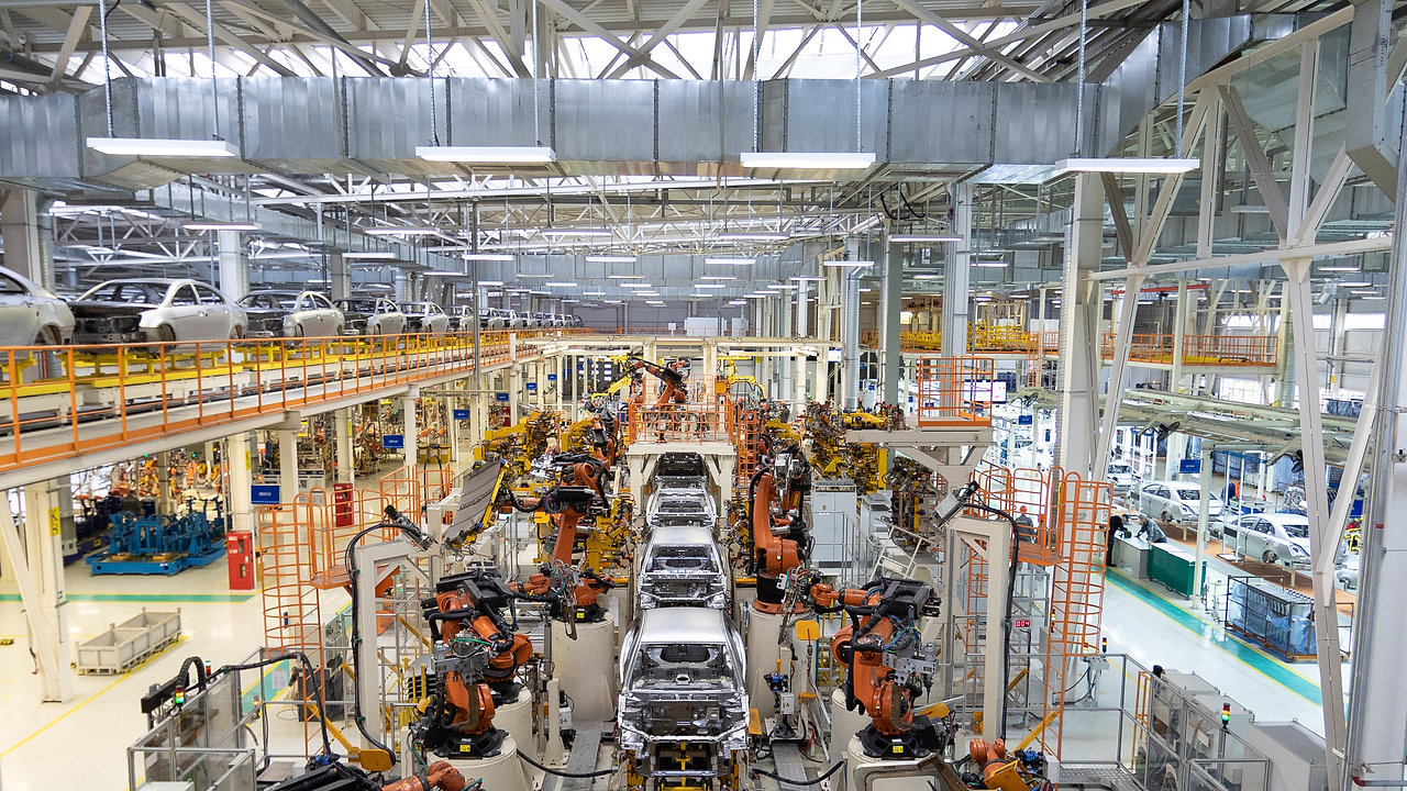 WORLD OF MANUFACTURING