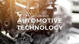 Automotive Technology Trailer