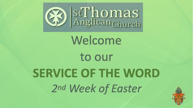 2nd Week of Easter