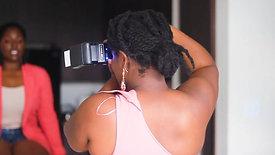 Valarie Behind The Scenes