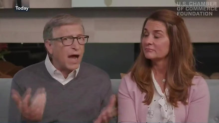 Bill and Melinda Gates on COVID-19
