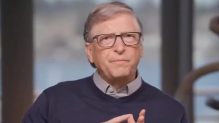 Microsoft founder Bill Gates discusses the global fight against the coronavirus