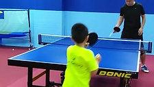 Basic skill training: Forehand & Backhand