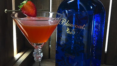 Prepara Rossy Ross con Bluecoat Gin