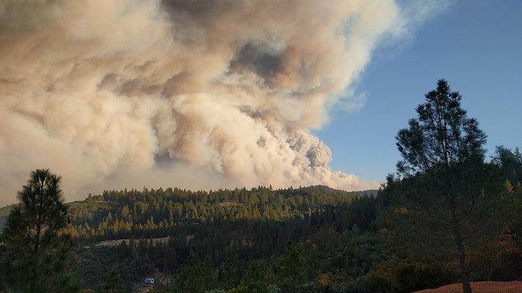 California Camp Fire Fundraiser