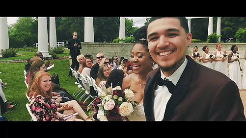 ALEX + JAZARIEA WEDDING