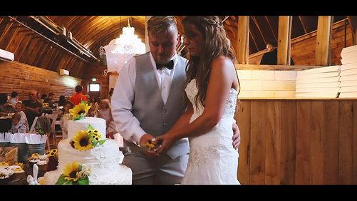 LOGAN + BRANDY WEDDING