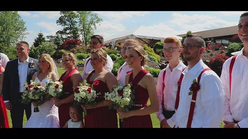 CONNOR + BRITTANY WEDDING