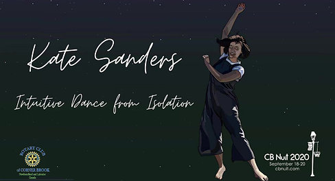 Intuitive Dance From Isolation - Session 1