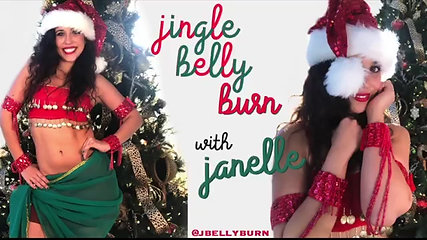 "JingleBellyBURN ""Christmas Edition"""