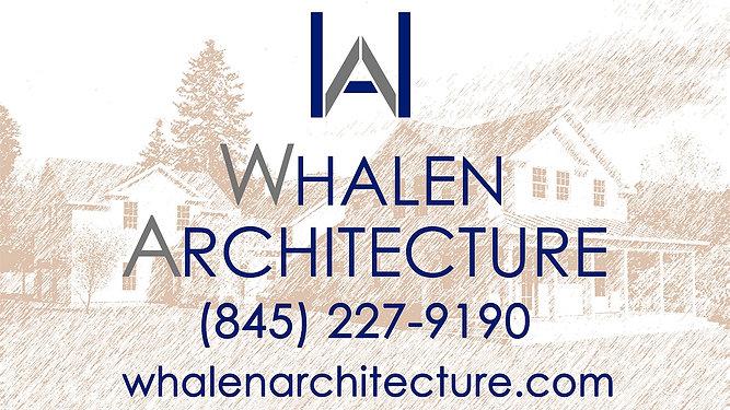 Inside Whalen Architecture