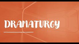 Dramaturgy