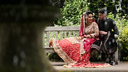 Saika & Nazim | The Marigold