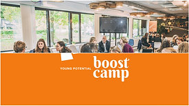 Orange - Young Potential Boostcamp