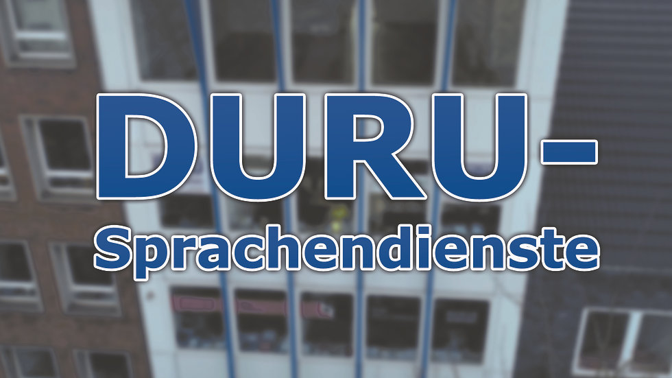 DURU-Sprachendienste Imagefilm
