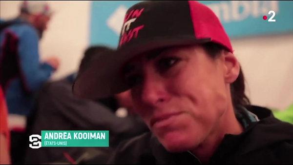 Andrea Kooiman - UTMB 2018