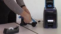 Fixing Broken Ribbon - SD160 and SD260