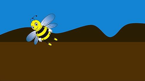 De bijtjes hebben extra hulp nodig