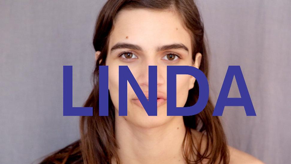 Model Linda Helena at IMG-Who do you Love?