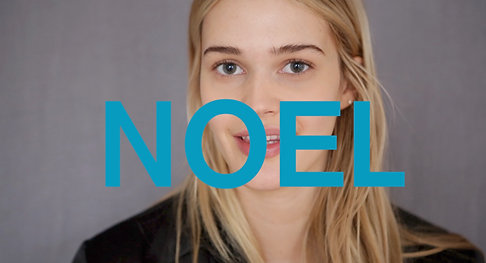 Model Noel Berry at IMG-Who Do You Love?