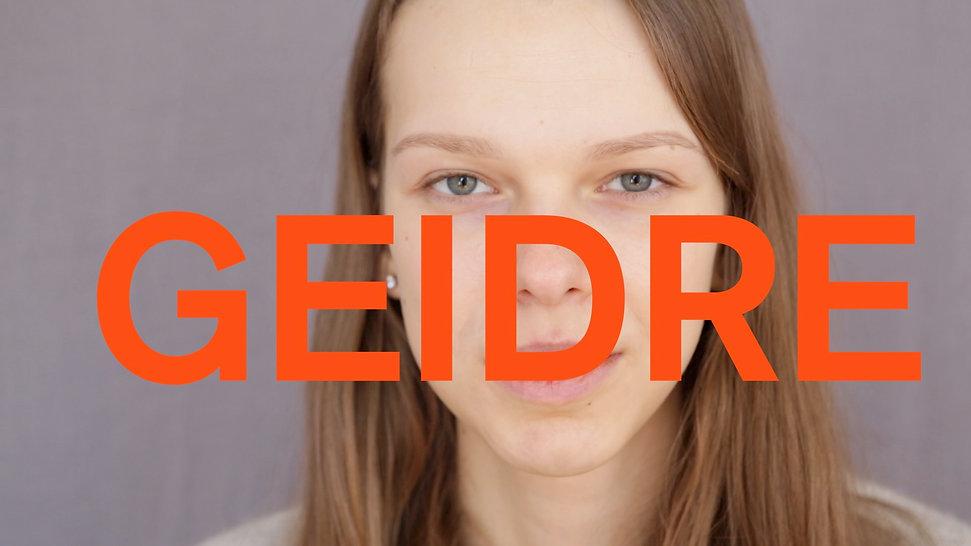 Giedre Love