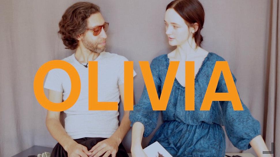 Olivia O'Driscoll Fashion