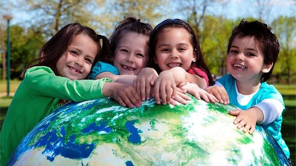 Дети говорят о земле